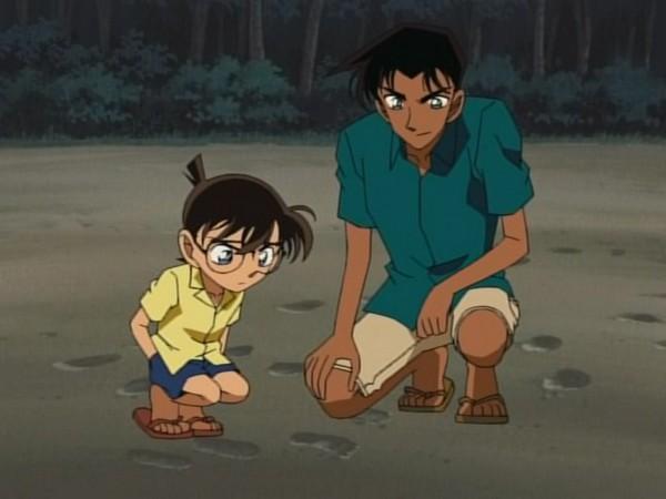 detective conan rencontre heiji